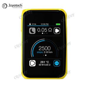 CUBOID PRO 200W Touch Screen TC Mod - Yellow