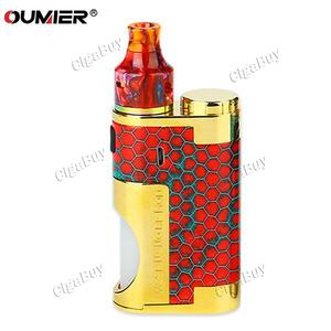 Oumier Wasp Nano 80W Squonk Kit - Red