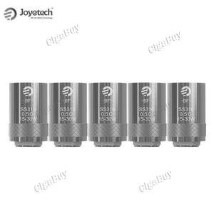5pcs  CUBIS BF SS316 Coil Head 0.5ohm