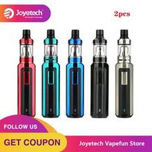 2pcs Original  Exceed X Vape Kit w/ 1000mAh Battery & 1.8ml Atomizer Childproof Filling System E-cig Kit Vs Exceed Grip
