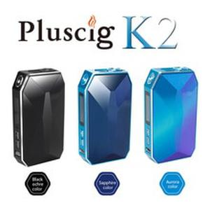 Pluscig K2 2900mAh Charged Zircon Surface  Electronic Cigarette Vape Kits compatibility with Brand Heating Tobacco stick
