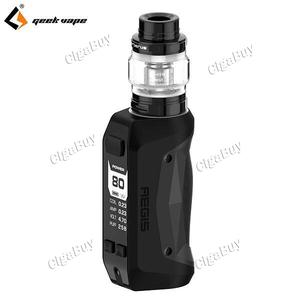 Aegis Mini 80W Cerberus Tank Kit - Stealth Black