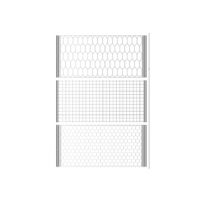 Siegfried Replacement Mesh Wires 10pcs