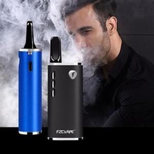 Original Electronic Cigarette Kit vape Mod FZCVAPE Foxhunter Vape kit with built in battery 650mAh vaper electronico vaporizador