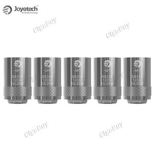 5Pcs  CUBIS BF SS316 Coil Head 1.0Ohm
