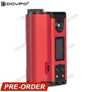 Topside Dual 200W Squonker  - Red