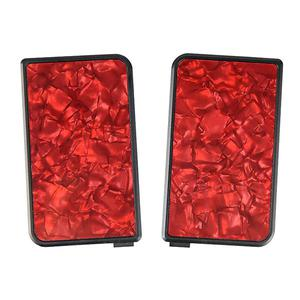 Replacement Front + Back Cover Resin Panel For Subveter Mod  - Red
