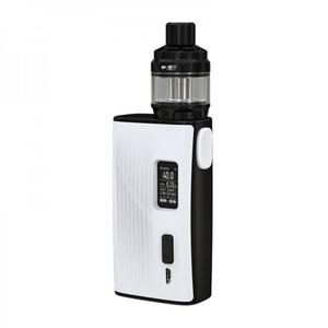 Espion Tour 1-220W TC VW  w/ Cubis Max Aiomizer 5.0ML Kit 18650 - White