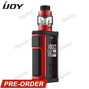 IJOY CAPTAIN 2 Kit - Red