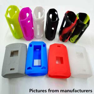 Silicone protective cover for  switcher Mod (4PCS) - Random Color