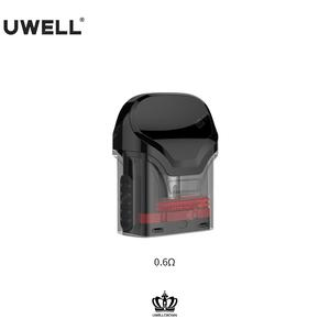 UWELL Crown Pod Cartridge 2 Pcs A Pack 3ml capacity suitable for Crown Pod System Vape Pod Cigarette