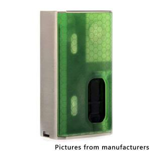Luxotic  100W BF Squonk  w/ 7.5ML Bottle - Green Honeycomb