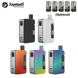 New Original  Exceed Grip Starter Kit with 1000mAh battery Grip Box MOD Electronic Cigarette Vape 4.5ml Pod Cartridge