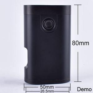 Pre-sale ArM Style 18650 Squonk Mechanical Mod Upgraded Version by  - Black