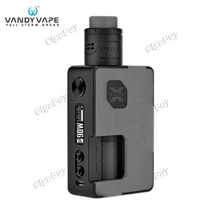 PULSE X 90W BF Squonk Kit - Frosted Black