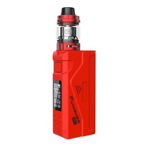 Punisher 90W TC VW  w/ DJ Atomizer 2.3ml Kit - Red