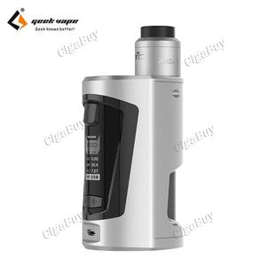 GBOX Squonker 200W 8ML Kit - Peal Chrome