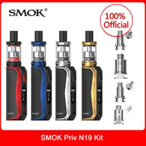 New Original  Priv N19 Kit 30W 1200mah Battery M/S/N/H & 2ML Nord 19 Tank Nord Mesh MTL Coil E-Cigarette Vaporizer vape kit