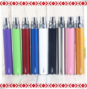1Pcs eGo-T vaporizador battery 650/900/1100 mah ego-t 510 thread vape mod eGo t battery e cigarette for h2 mt3 ce4 ce5 vaper