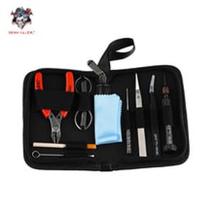 Vape Tool Kit Electronic Cigarette DIY Accessory for Mech RDA RTDA RTA Atomizer Tweezers All-in-One Vaporizer