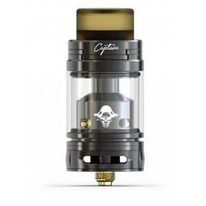 IJOY Captain RTA 3.8ml -BLACK