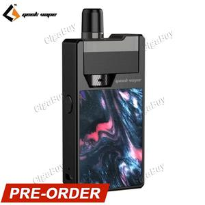Frenzy 950mAh Pod System Kit - Black Ghost