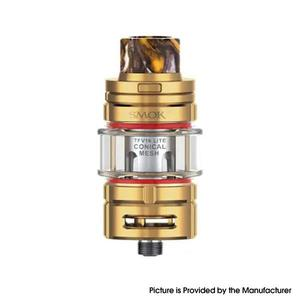 TFV16 28mm Lite Mesh Sub Ohm Tank Vape Atomizer 5.0ML - Gold