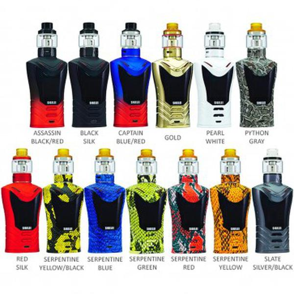 Sobra 198W TC VW Starter Kit with Moonshot Tank