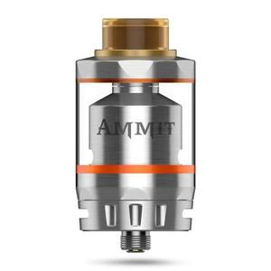 Geekvape Ammit RTA Dual Coil Version with 3ml -SILVER