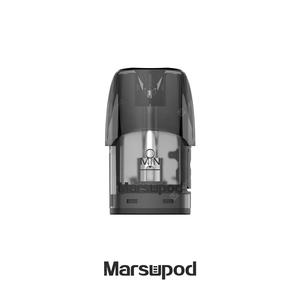 UWELL Official store MarsuPod  Refillable Pod 1.3ml with repalcement 1.2ohm Mesh Coil Vaporizer E Cigarette for MarsuPod PCC Kit-4pcs