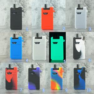1pcs Silicone case for GEEKVAPE frenzy pod Mod Vape KIT  texture skin rubber sleeve protective cover fit  frenzy