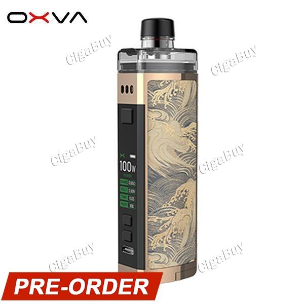 OXVA Velocity Full Kit - Rose Gold