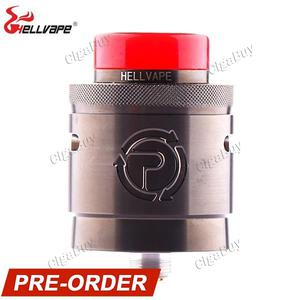 Passage RDA 24mm - Gunmetal