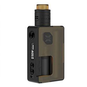 Pulse X 90W BF Squonk TC VW  Kit  w/ 8.0ML Bottle - Frosted Amber