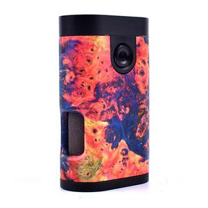 ARM Style Stable Wood 18650 Squonk Mechanical Mod by Shenray - STYLE 6