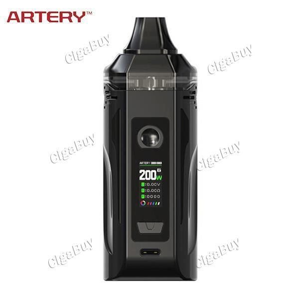 Artery Nugget GT 200W 8ml Pod Mod Kit - Black