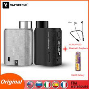 Original  Vape SWAG 2  80W for NRG PE SE Tank GT Coil Core 25mm 510 thread Atomizer 18650 Battery Accessories