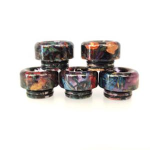 10pcs Resin 810 Mouthpiece Vape Drip Tip for Vapepod Kit Vaporizer Atomizer Driptips