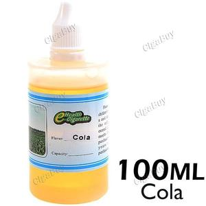 100ml Cola Flavor E-liquid 8mg Nic