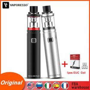 100% Original  VECO ONE Kit 1500mAh VECO ONE Battery with 2ml VECO Tank 0.3ohm Ceramic / Traditional Clapton EUC Coils