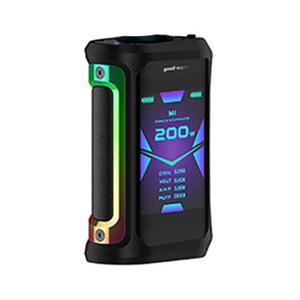 Aegis X 200W TC  - Rainbow Black