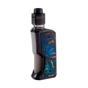 Feedlink BF Squonk Mechanical  w/ Revvo Boost Atomizer 2.0ml Kit w/ 7.0ML Bottle - Black/Nightsky