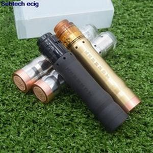 Newest Kenedy Vindicator mod with KALI V2 RDA mod kit 25MM diameter 18650 20700 21700 Battery Vape pens mod Kits