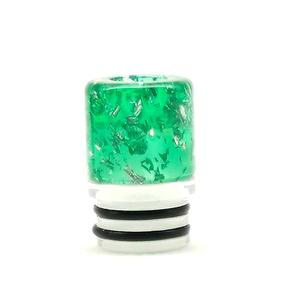 Sucking Colorful 510 Resin Drip Tip - Green