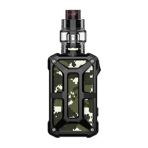 Rincoe  Mechman  228W 4.5ml TC VW  + Mechman Mesh Tank Kit - Steel Bone Camo Black