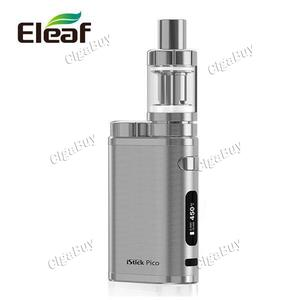 iStick Pico Kit 2ML 75W iStick Pico Set - Brushed Silver