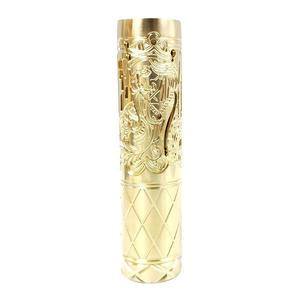 Suicide Queen Style 18650/20700 Mechanical Mod by ShenRay  - Silver Brass