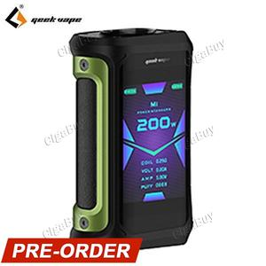Aegis X 200W TC  - Green Black