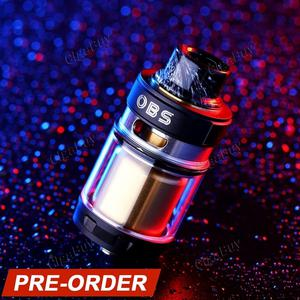 Engine II Dual Coil RTA 5ML Limited Edition - Black Gold