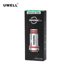 2 PACKS UWELL Whirl Replacement Coils 0.6ohm 1.8ohm 4pcs/pack